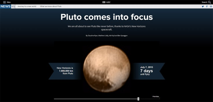 http://www.abc.net.au/news/2015-07-09/pluto-comes-into-focus/6566818